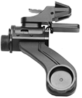 J-Arm Adapter Interface to enable hands-free operation. Compatible with many GSCI systems, comes in PVS (Bayonet) or Dovetail style brackets.