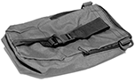 Soft Pouch for transporting GSCI systems. Compact and lightweight with many internal compartments for storing accessories alongside your system.