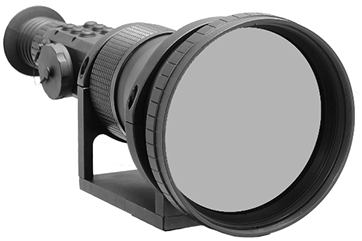 Ultra-Long Range Thermal Imaging Systems GSCI TLR-7150. Advanced Detection. ITAR-Free, exportable worldwide. 640x480 FPA @ 50Hz. 150mm Lens.